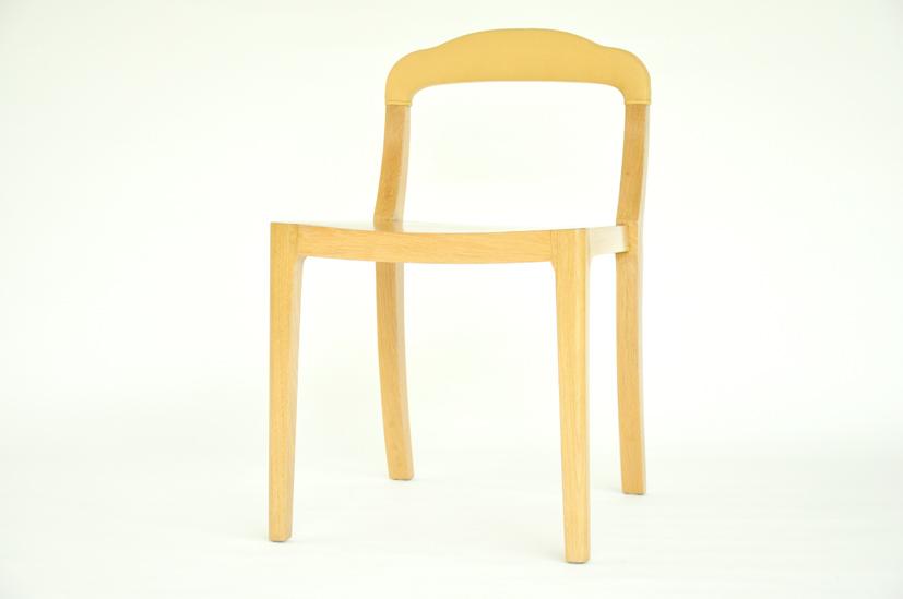 เก้าอี้ไม้โอ๊ค Boccoli chair 2
