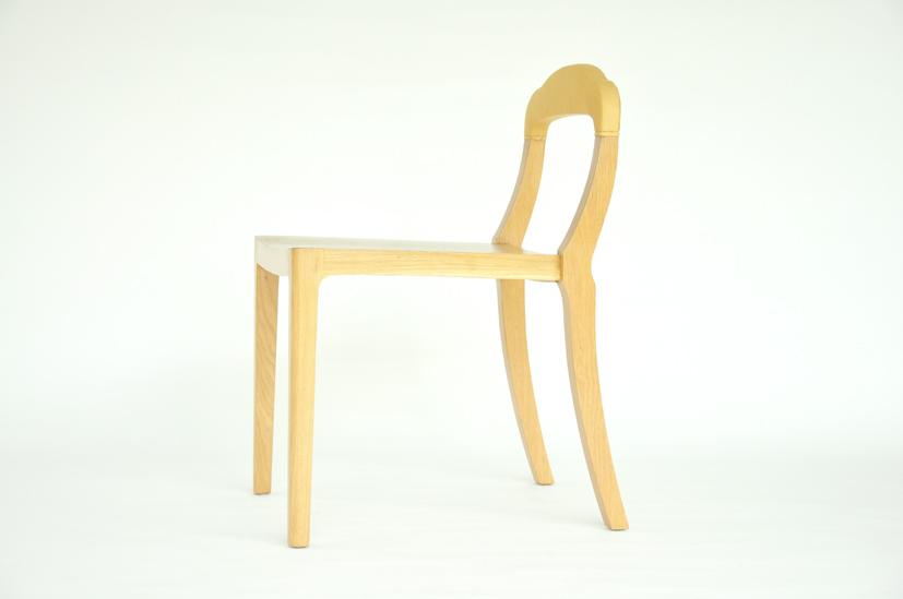 เก้าอี้ไม้โอ๊ค Boccoli chair 3