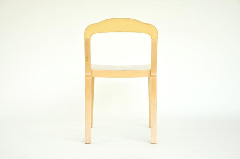 เก้าอี้ไม้โอ๊ค Boccoli chair 5
