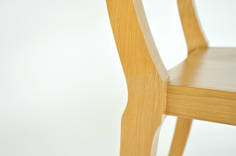 เก้าอี้ไม้โอ๊ค Boccoli chair 7
