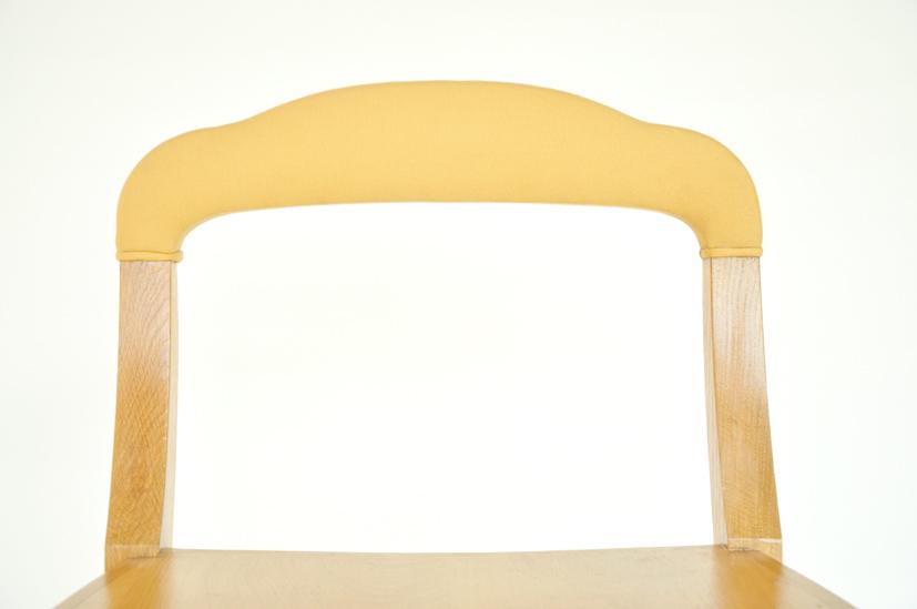 เก้าอี้ไม้โอ๊ค Boccoli chair 8