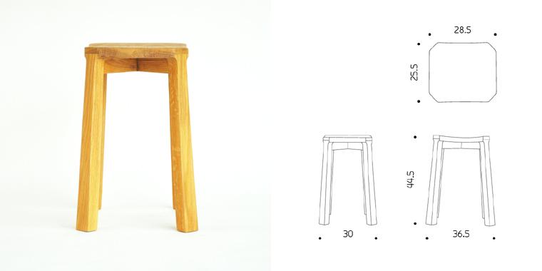 Flare stool 4