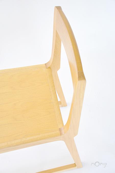 เก้าอี้ทำงานไม้ ไม้โอ๊ค Hic Chair 06