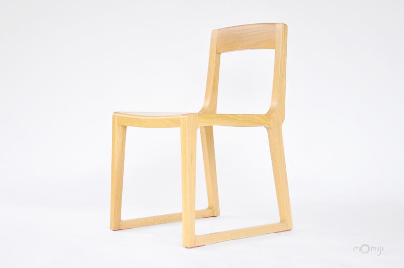 เก้าอี้ไม้โอ๊ค เก้าอี้ทำงานไม้ Hic chair 01