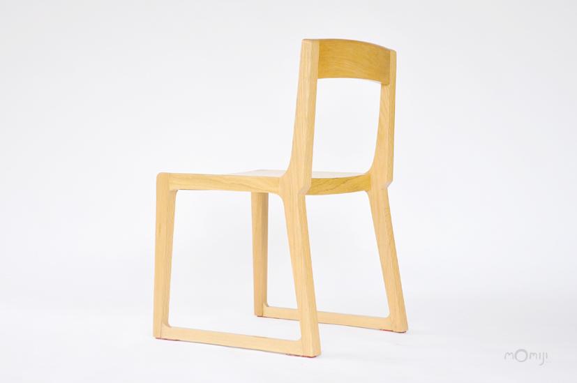 เก้าอี้ไม้โอ๊ค เก้าอี้ทำงานไม้ Hic chair 02
