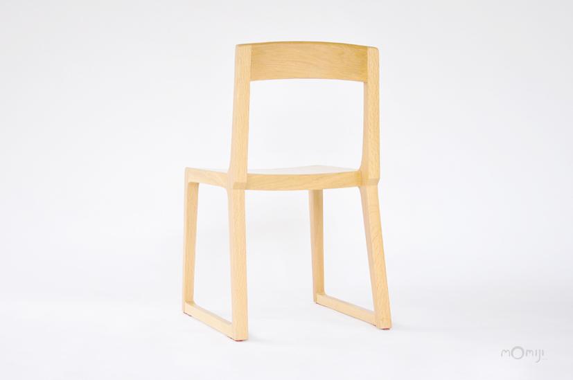 เก้าอี้ไม้โอ๊ค เก้าอี้ทำงานไม้ Hic chair 04