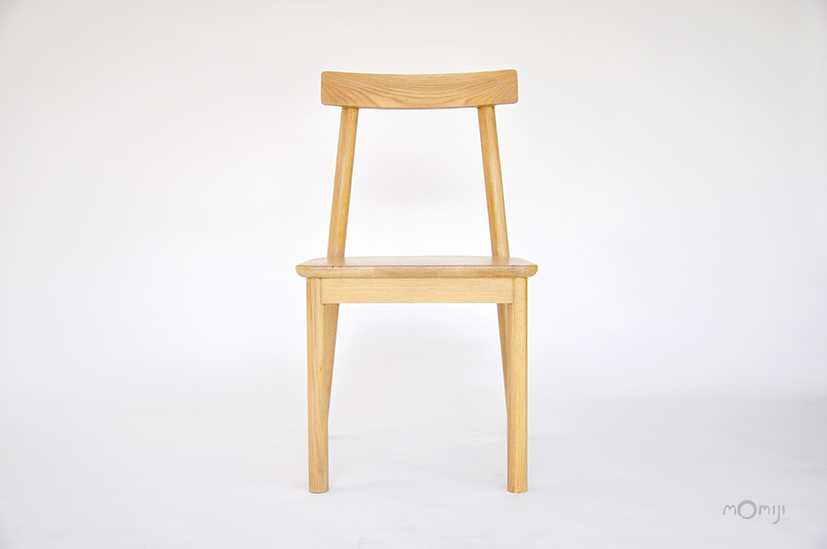 Mori chair เก้าอี้ไม้สไตล์ญี่ปุ่น ไม้โอ๊ค ไม้จริง 01