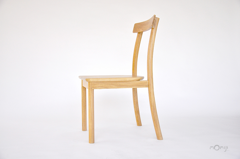 Mori chair เก้าอี้ไม้สไตล์ญี่ปุ่น ไม้โอ๊ค ไม้จริง 04
