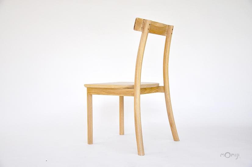 Mori chair เก้าอี้ไม้สไตล์ญี่ปุ่น ไม้โอ๊ค ไม้จริง 05