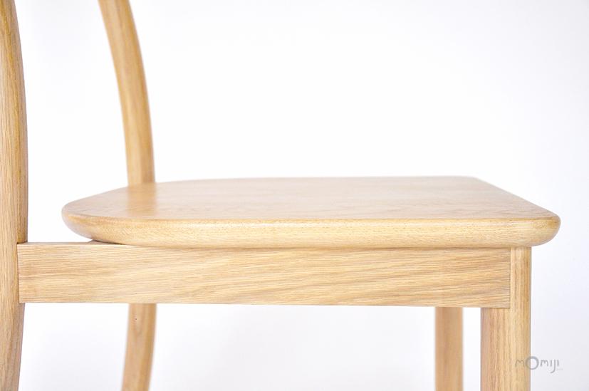 Mori chair เก้าอี้ไม้สไตล์ญี่ปุ่น ไม้โอ๊ค ไม้จริง 13