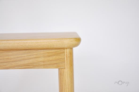 Mori chair เก้าอี้ไม้สไตล์ญี่ปุ่น ไม้โอ๊ค ไม้จริง 15
